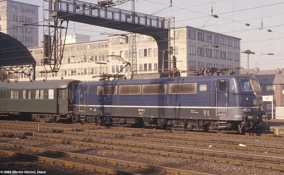 Drehscheibe Online Foren :: 04 - Historische Bahn :: 184er