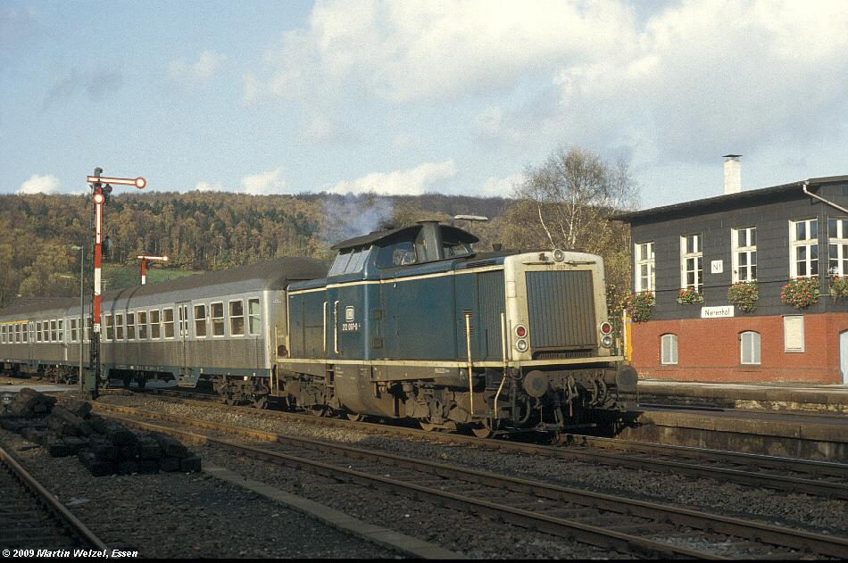 http://www.eisenbahnhobby.de/versch/218-3_212097_Nierenhof_14-11-82_S.jpg
